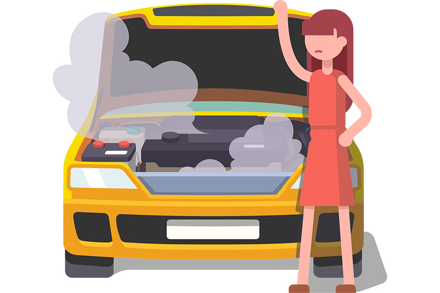 Avoid Roadside Emergencies