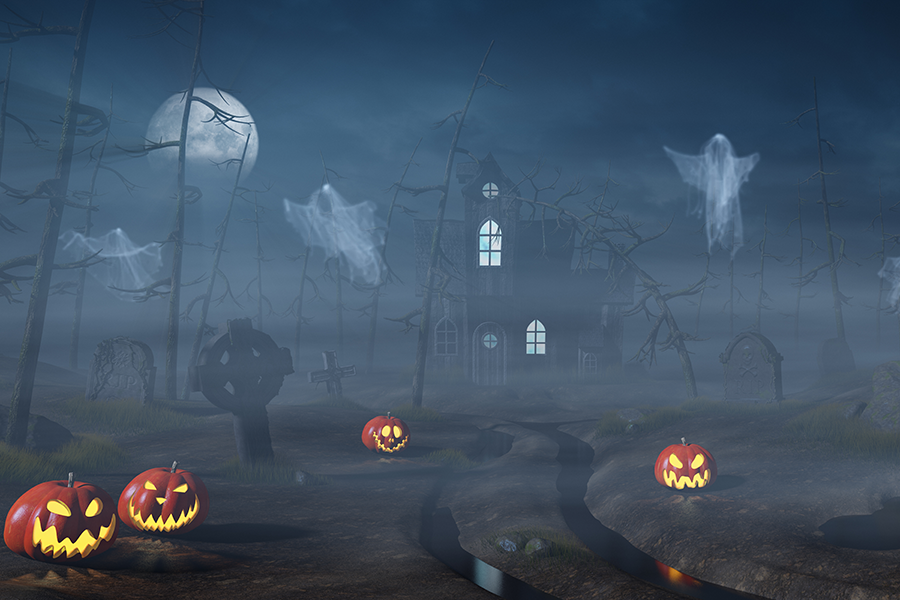 Get Spooked by Halloween Horrors