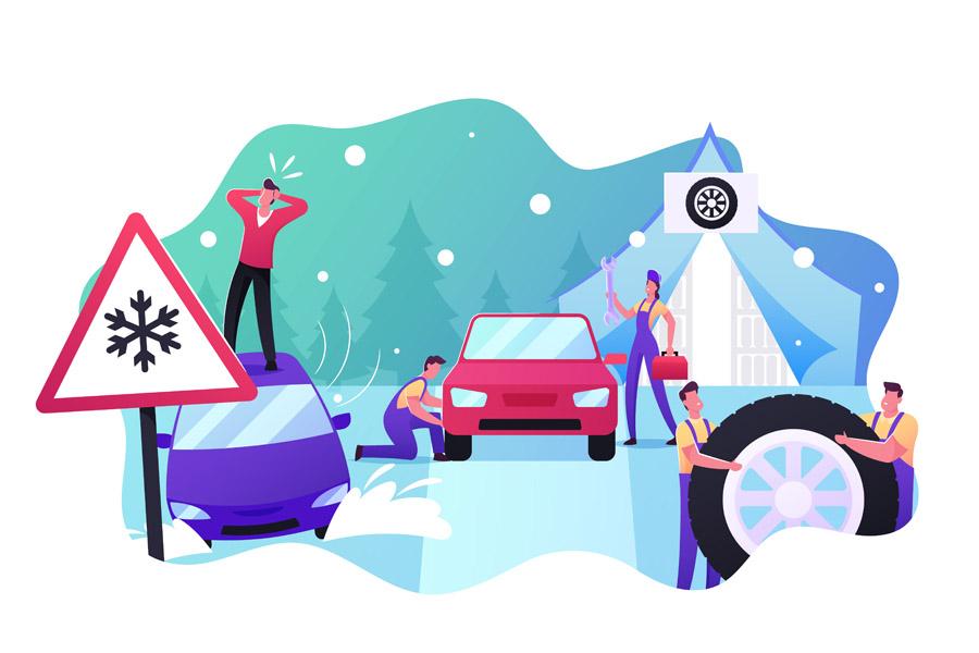 When Winter Tires Make Sense