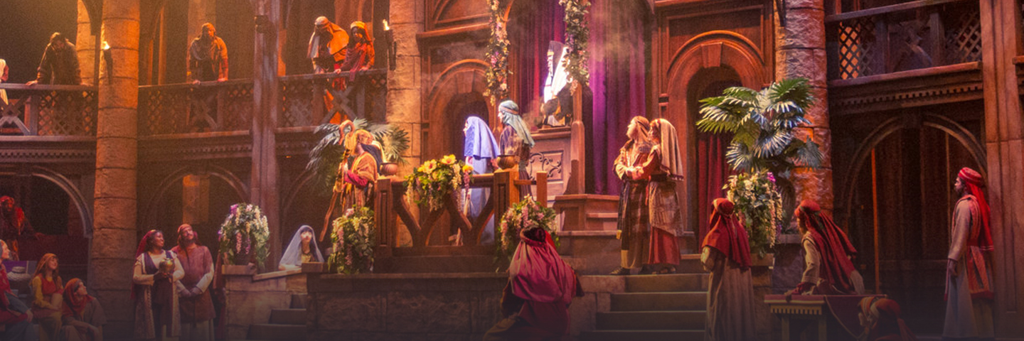 Sight And Sound Miracle Of Christmas.Miracle Of Christmas Sight And Sound Show Aaa South Jersey