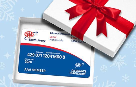 Give the Gift of AAA Membership