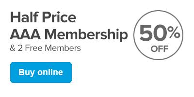 AAA Membership Special