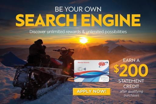 AAA Member Rewards Visa Card