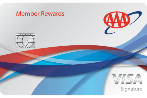 AAA Member Rewards Visa® card
