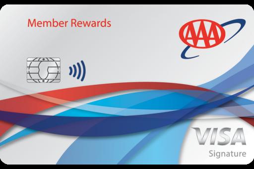 AAA Member Rewards Visa® card