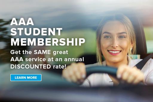 AAA Student Membership