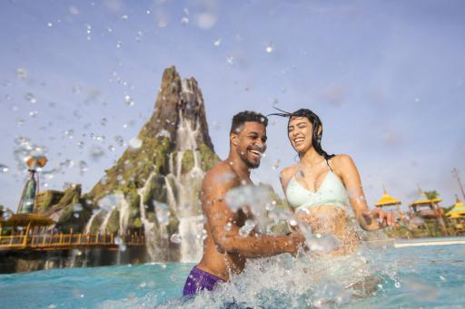 Splash, Stay, and Play Vacation Package