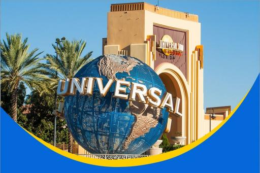 Universal Orlando Resort Entrance
